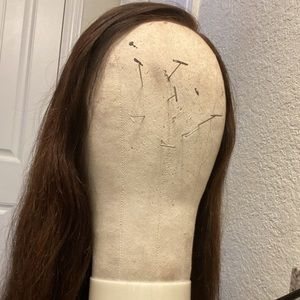 **SOLD** Indian Virgin Hair/Human Hair Wig